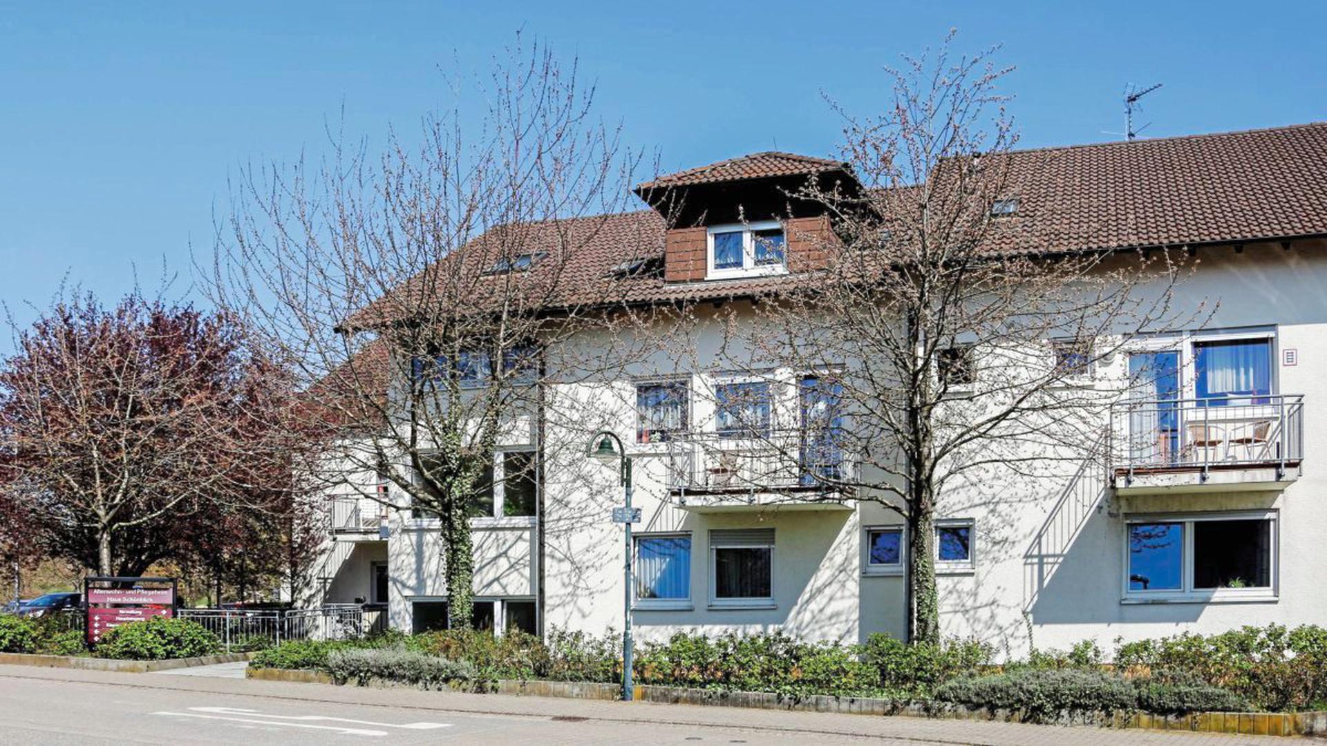 Im Neibsheimer Altenwohn- und Pflegeheim Haus Schönblick sind mittlerweile 16 Menschen aufgrund einer Infektion mit dem Coronavirus gestorben.