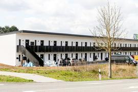 Zweigeschossiges Gebäude