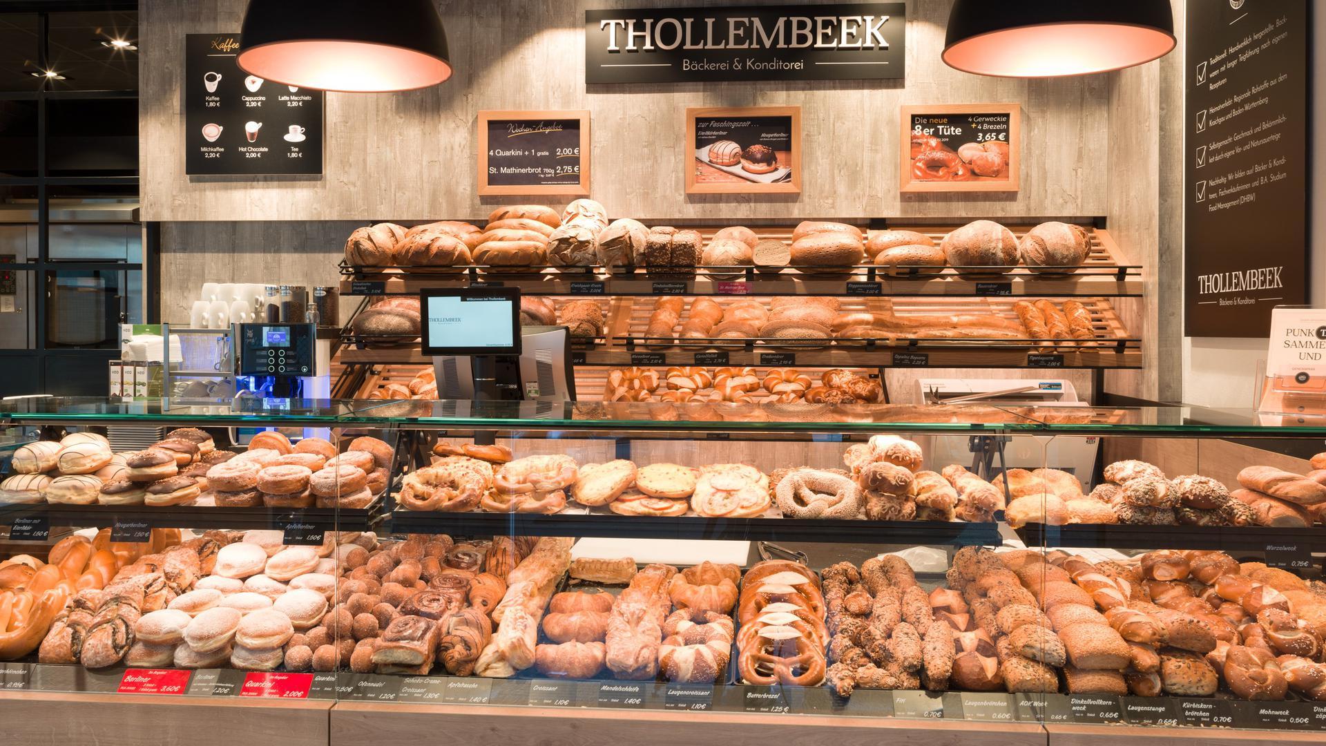 Bäckerei Thollembeek