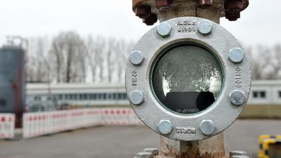 Wertvolles Wasser: Aus knapp drei Kilometern Tiefe kommt das Bruchsaler Wasser in der Geothermie-Anlage an die Oberfläche. Künftig will man ihm dort nicht nur die Wärme entziehen, sondern auch Lithium.