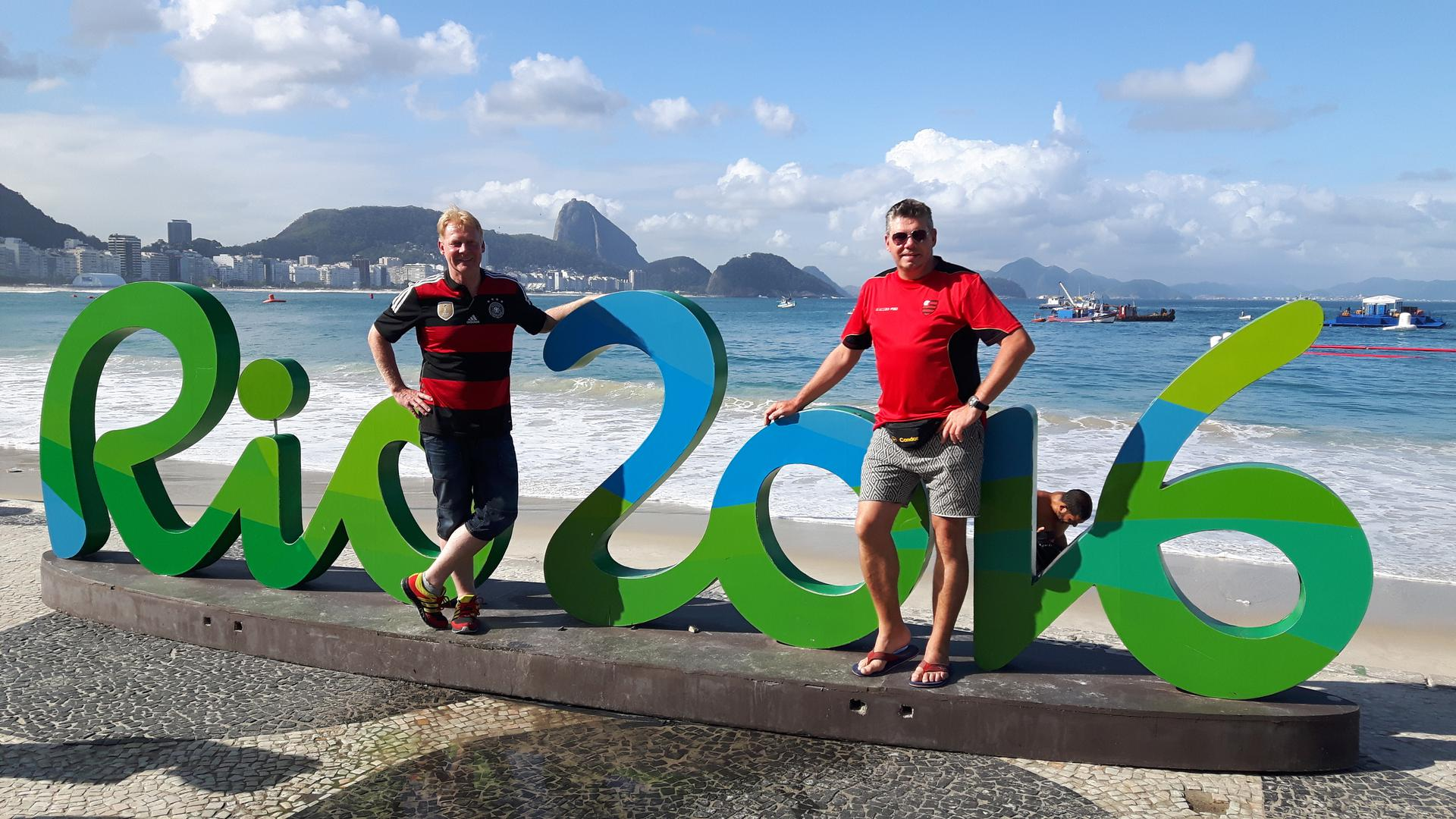 Sommerspiele 2016 Rio, Olympia
