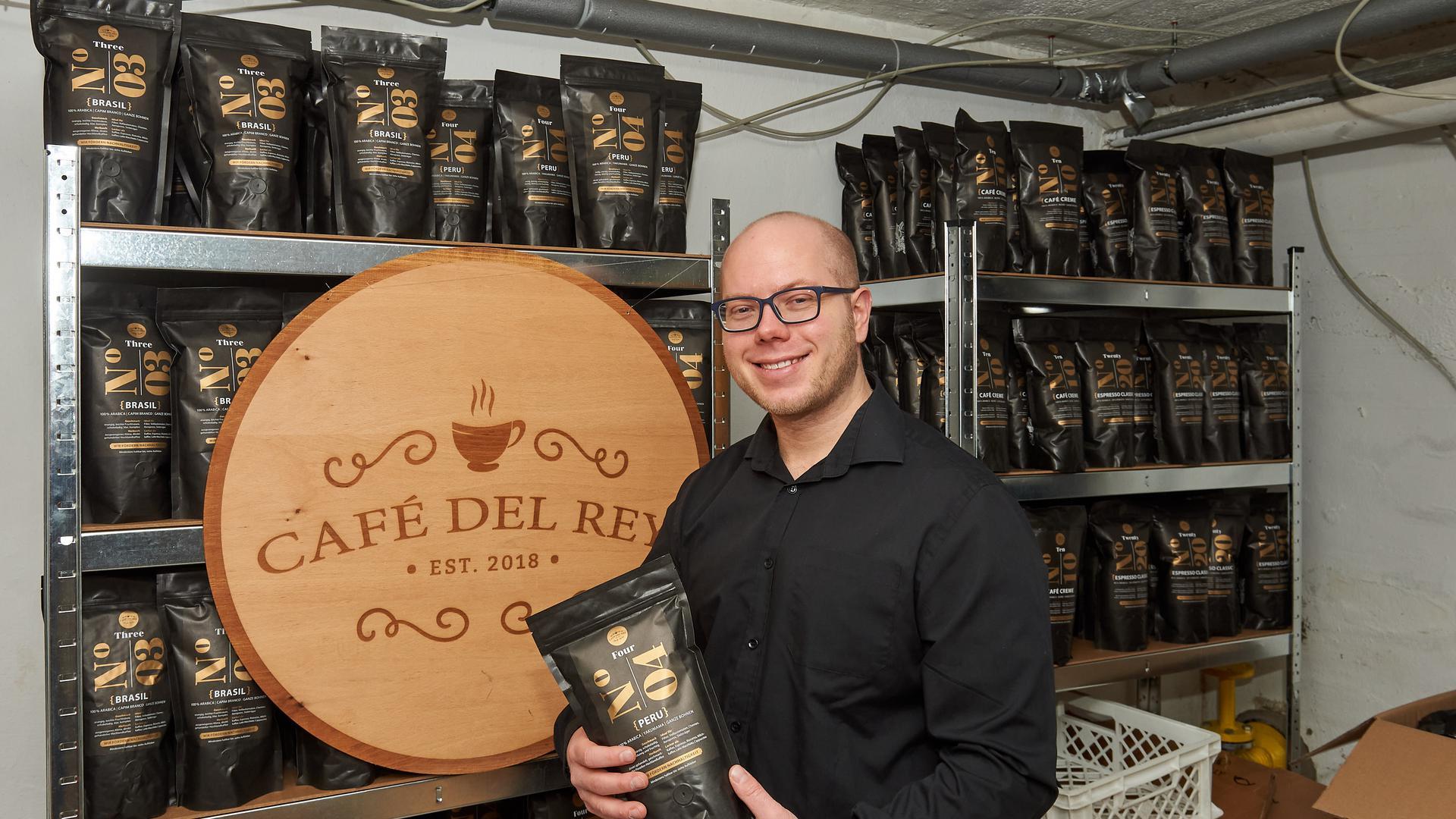 Kaffeeröster Cafe del Rey