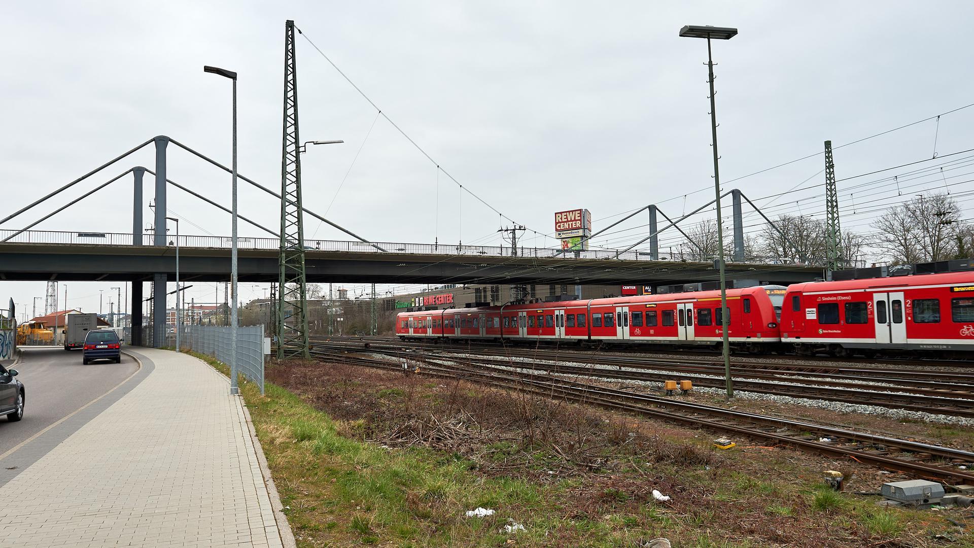 Büchenauer Brücke