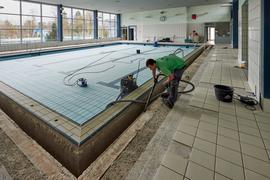 Sanierung Hallenbad Heidelsheim