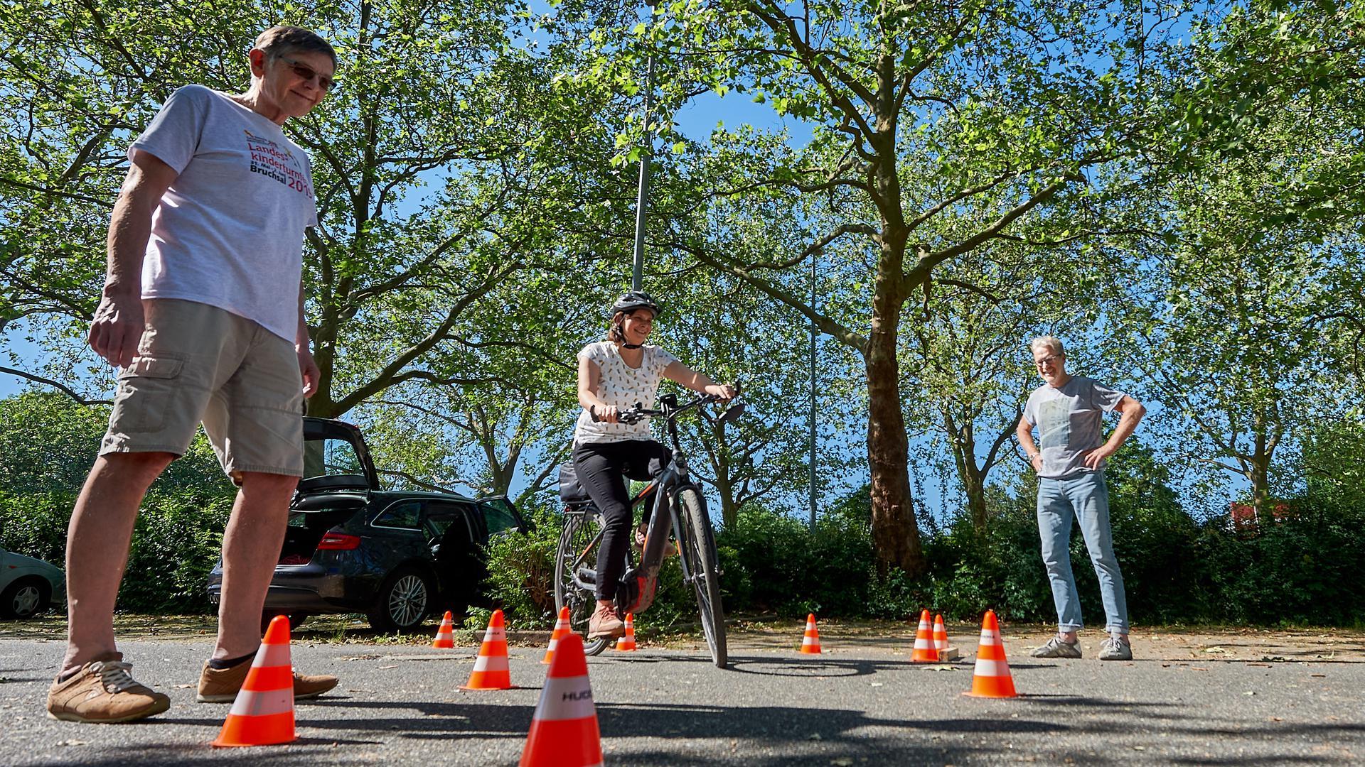 E-Bike-Training RST Kraichgau