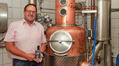 Gin Brennerei Lauber