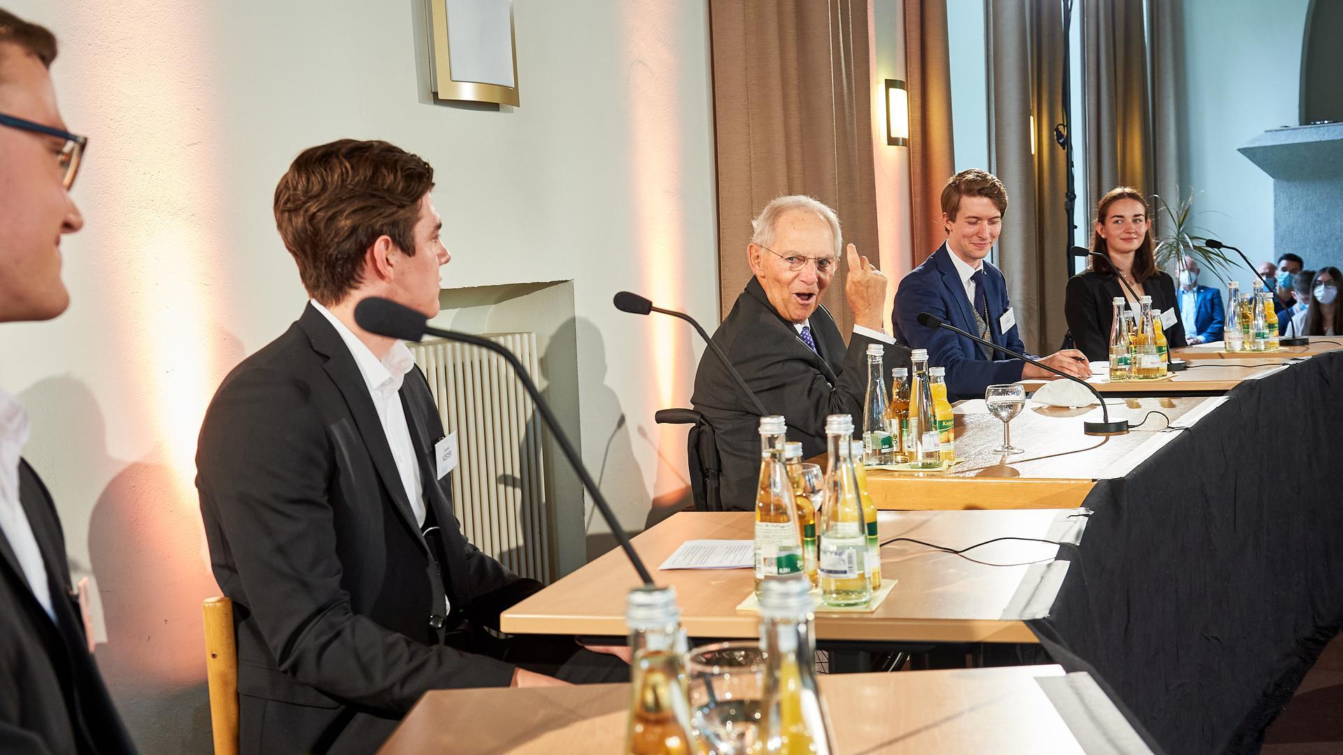 Wolfgang Schäuble Paulusheim