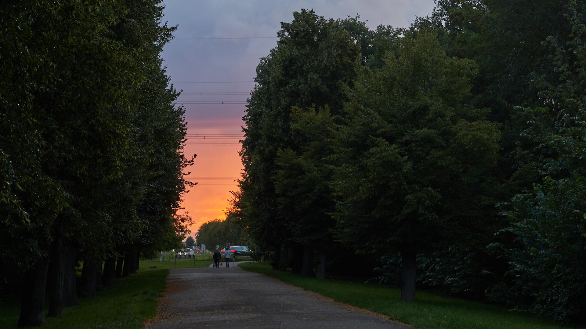 Beleuchtungssituation Bruchsal-West