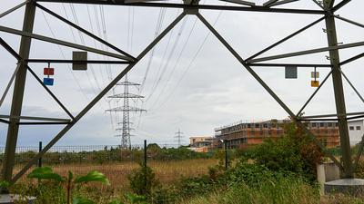 Baustelle TransNet BW