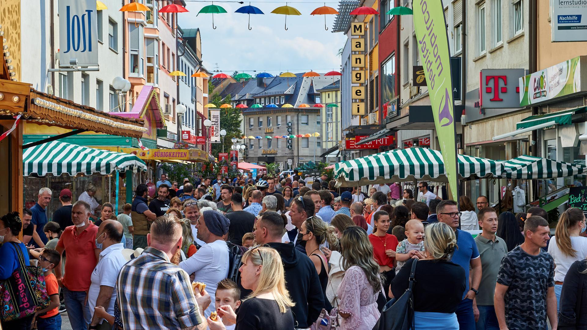 Herbstfest Verkaufsoffener Sonntag