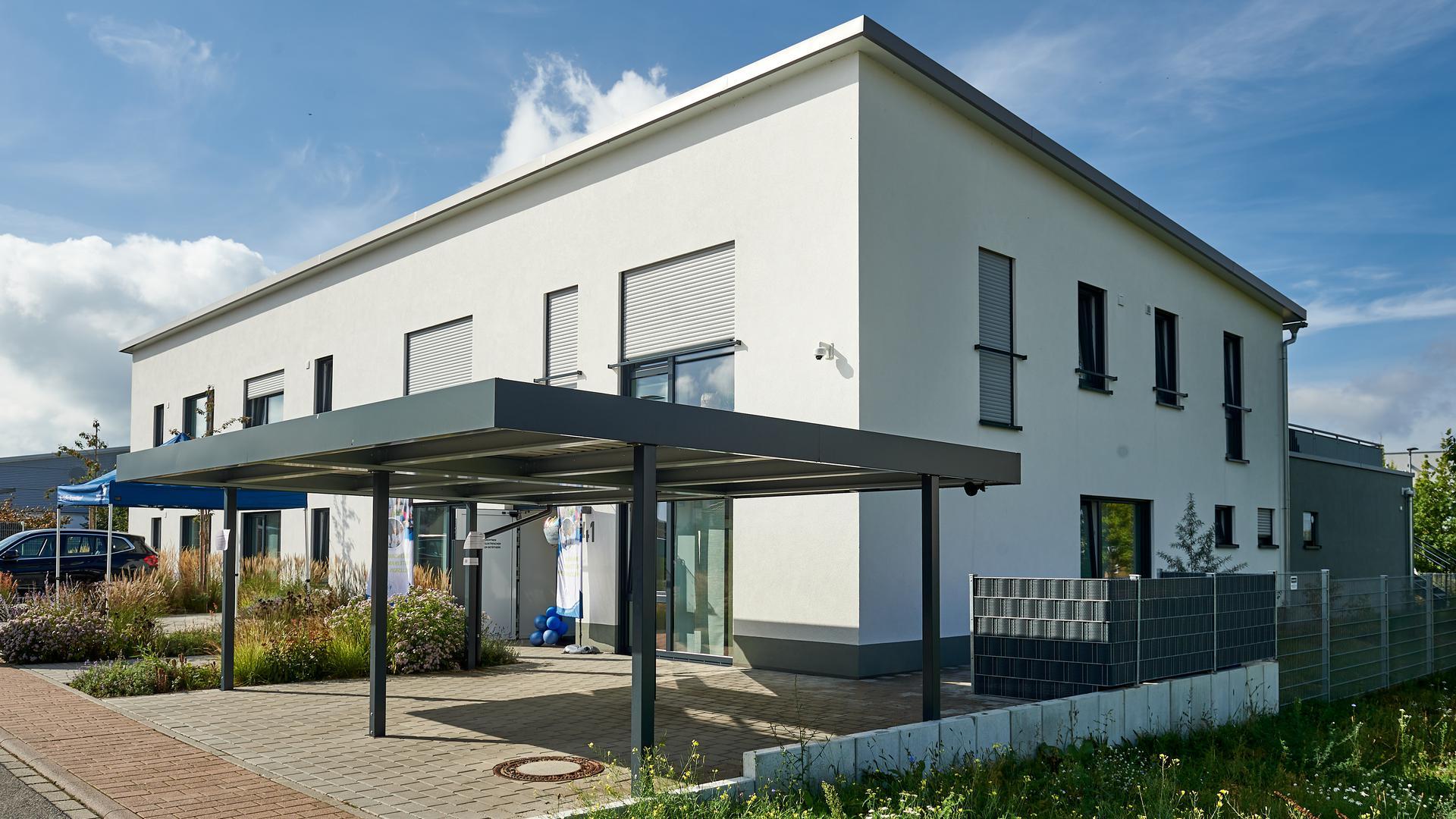 Haus für Inklusions-WG mit Petö-Förderansatz FortSchritt