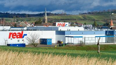 Der Real-Markt in Heidelsheim: Ein unbekannter regionaler Investor hat das gesamte Gelände von einem Fonds gekauft.