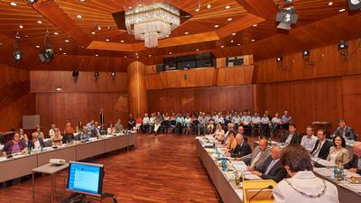 Bürgerzentrum Bruchsal Gemeinderat