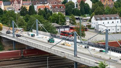 Büchenauer Brücke Bruchsal