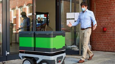 Efeu-Campus autonomes Fahren