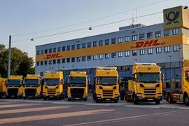 DHL Frachtpostzentrum Bruchsal