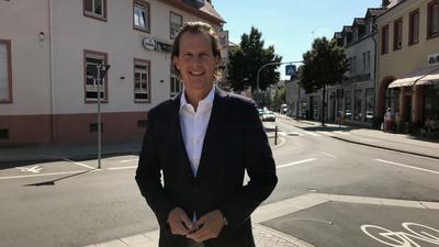 Olav Gutting, Bruchsal