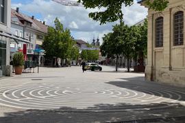 Marktplatz Bruchsal
