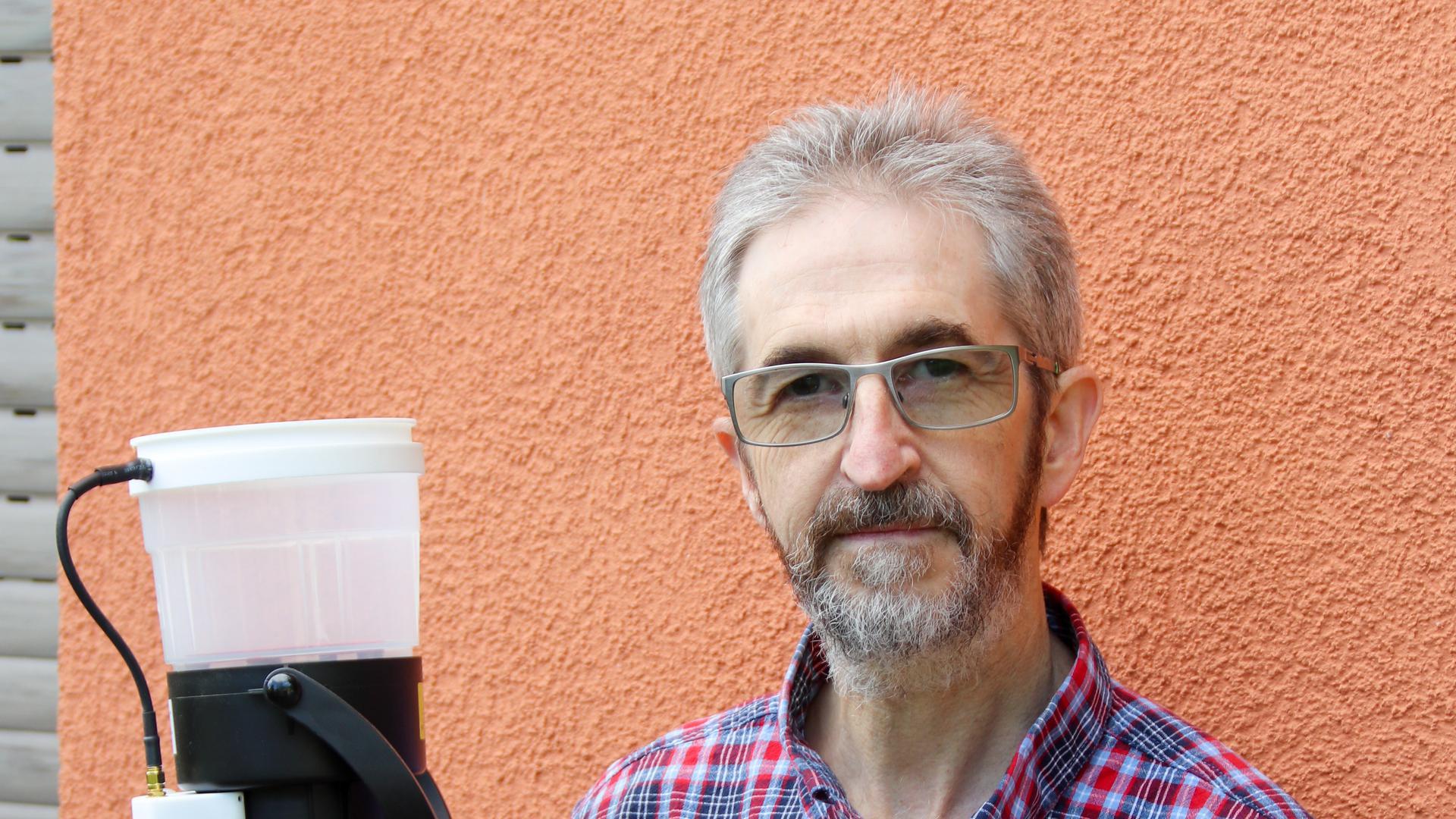 Clemens Willy, Diplom-Ingenieur aus Bruchsal