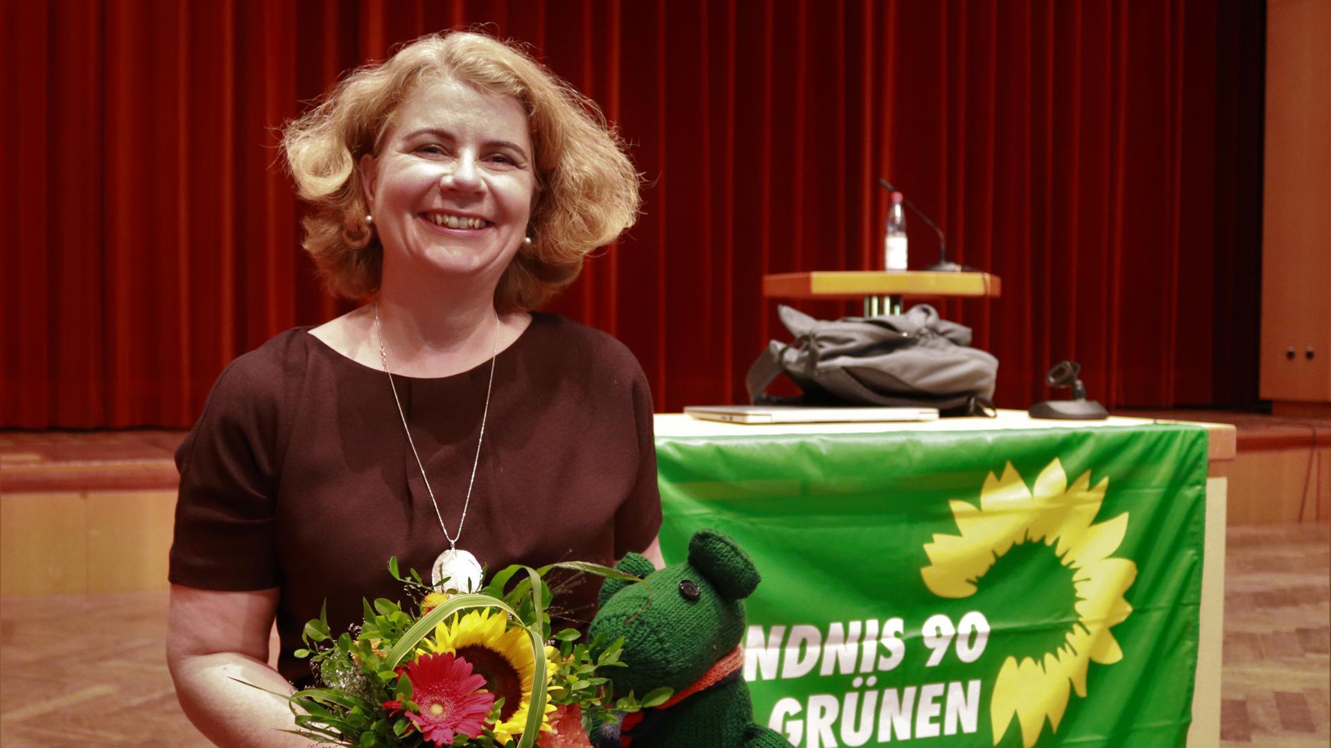 Nicole Heger will die Partei Bündnis 90/Die Grünen aus dem Wahlkreis Bruchsal ab 2021 im Landtag von Baden-Württemberg vertreten.