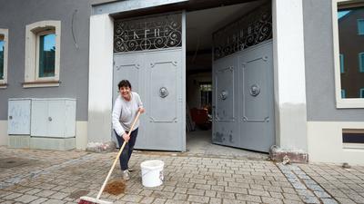 """Zupackend: Jasmine Kirschner hat in ihrer Heimat Rheinsheim als Ortsvorsteherin schon viel bewegt. Bald wird das große Genossenschaftsprojekt """"Löwen"""" eröffnet, das ohne ihr Zutun wohl nicht entstanden wäre."""