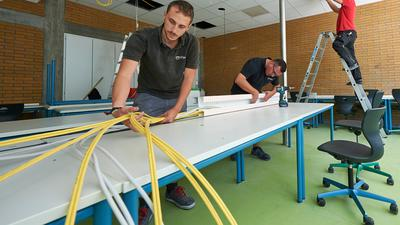 Sanierung Konrad-Adenauer-Schule Bruchsal
