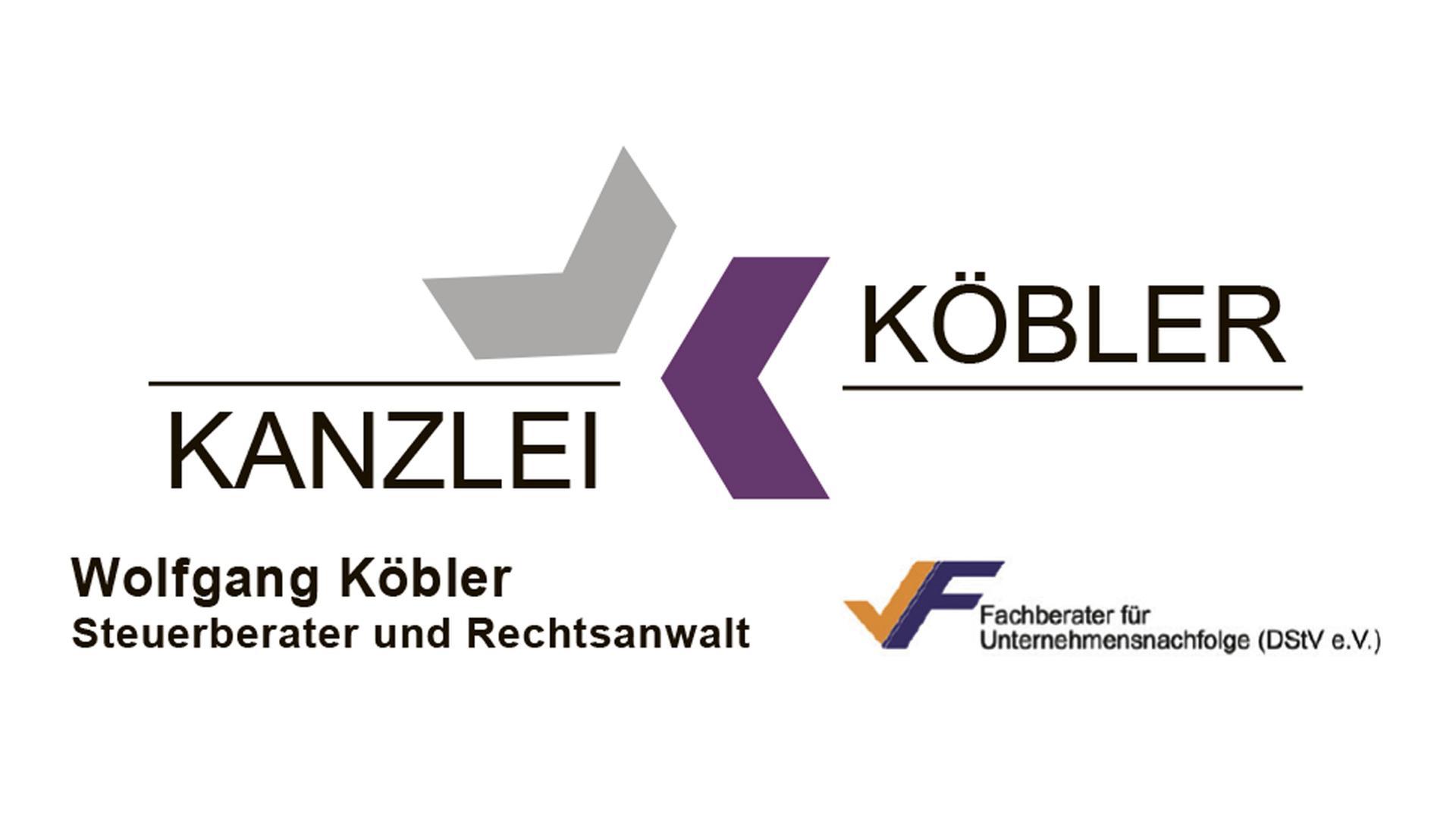 Logo Kanzlei Köbler