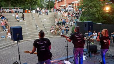 Kultursommer Atrium Bergfried