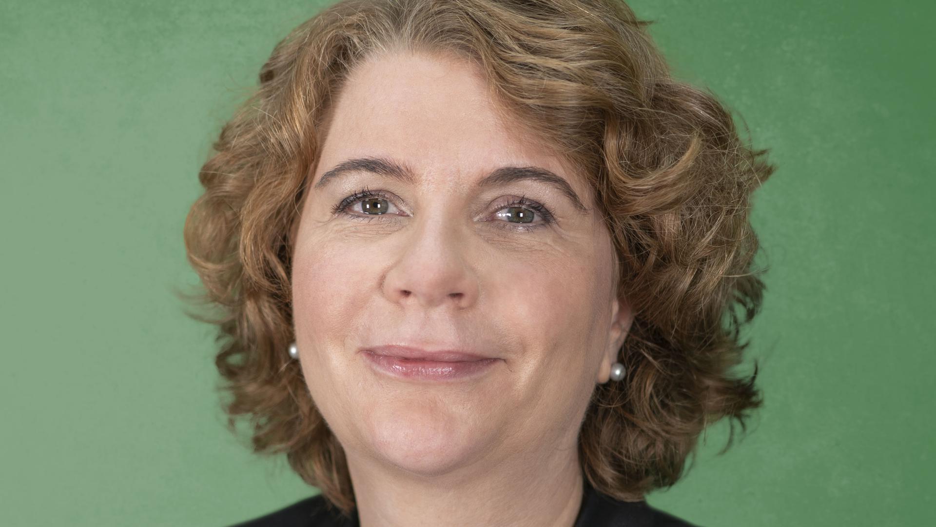 Nicole Heger - Kandidatin der Grünen für den Wahlkreis Bruchsal Landtagswahl 2021