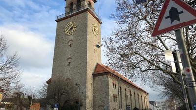 Lutherkirche Bruchsal