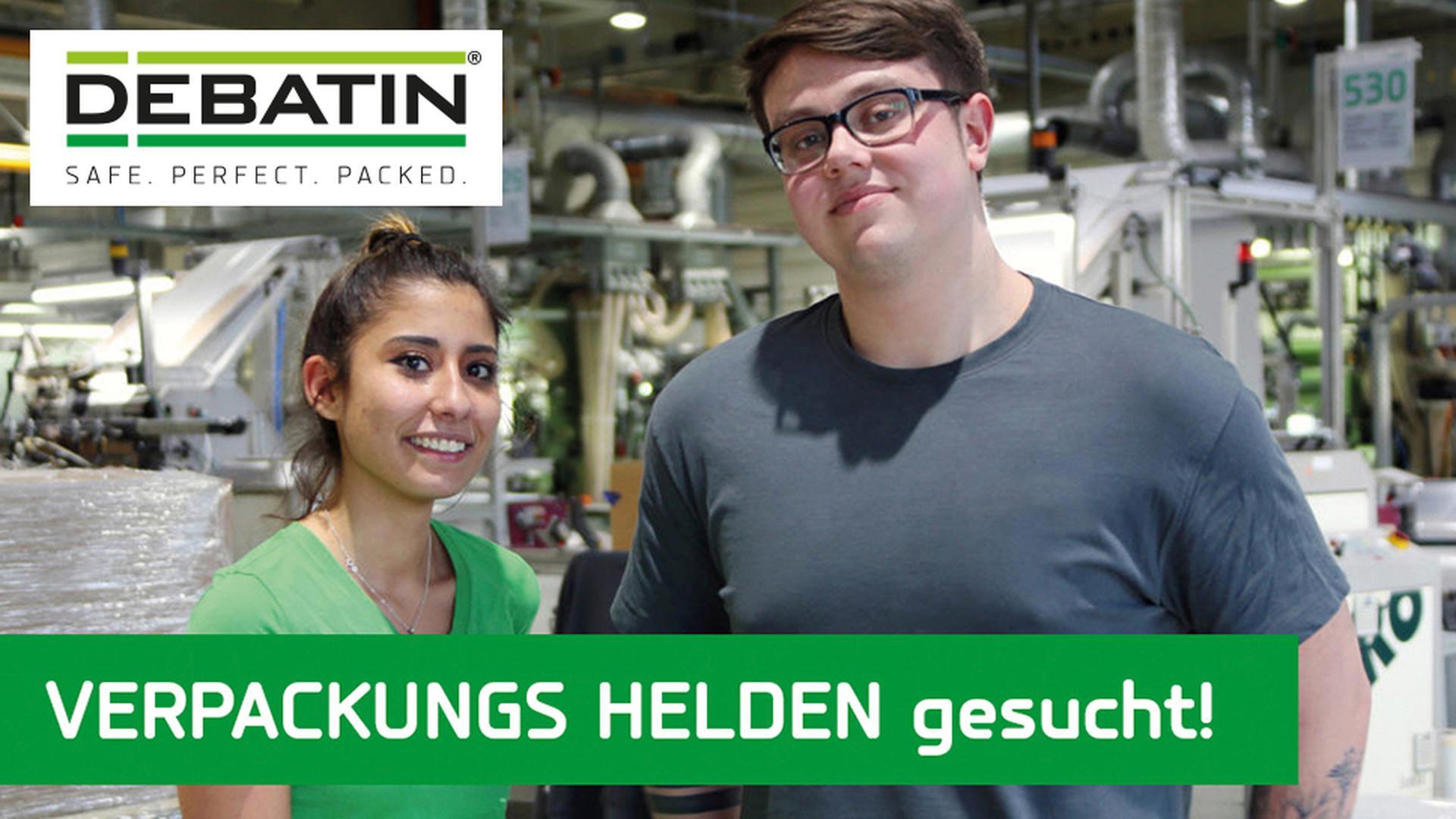 Ausbildung oder Studium bei Anton Debatin GmbH