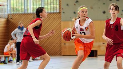 Jugendspielerin Paulina Koch, TSG Bruchsal