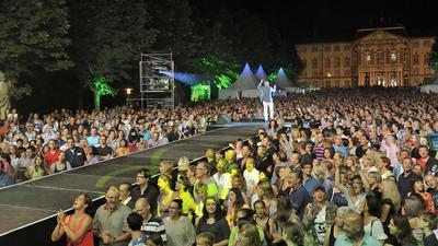 Konzertsommer am Schloss: Zum 300. der Grundsteinlegung der Bruchsaler Barockresidenz soll im Schlossgarten groß gefeiert werden. Aber erst 2022.