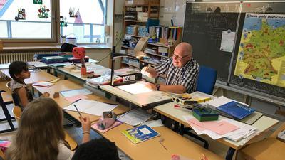 Klaus Schneider, Dietrich-Bonhoeffer-Schule Heidelsheim, Vorbereitungsklasse