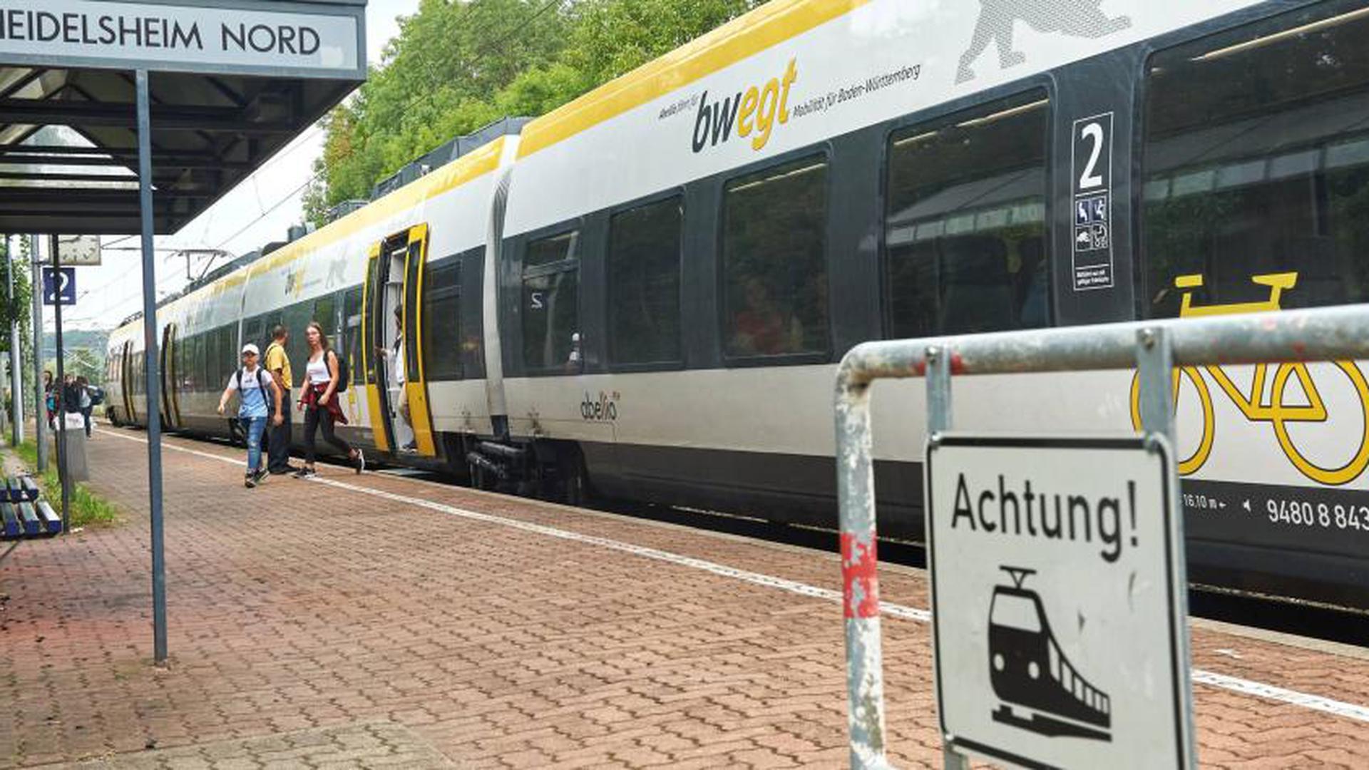 Achtung Abellio: Noch immer läuft der Zugverkehr auf der Strecke Bruchsal – Bretten mit dem neuen privaten Anbieter nicht flüssig. Viele Fahrgäste sind verärgert. Auch Oberbürgermeisterin und Verwaltung machen deshalb Druck.