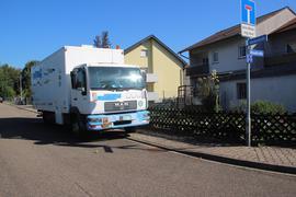 Seit über zwei Jahren steht in Mingolsheim ein nicht mehr zugelassener LKW im Weg.