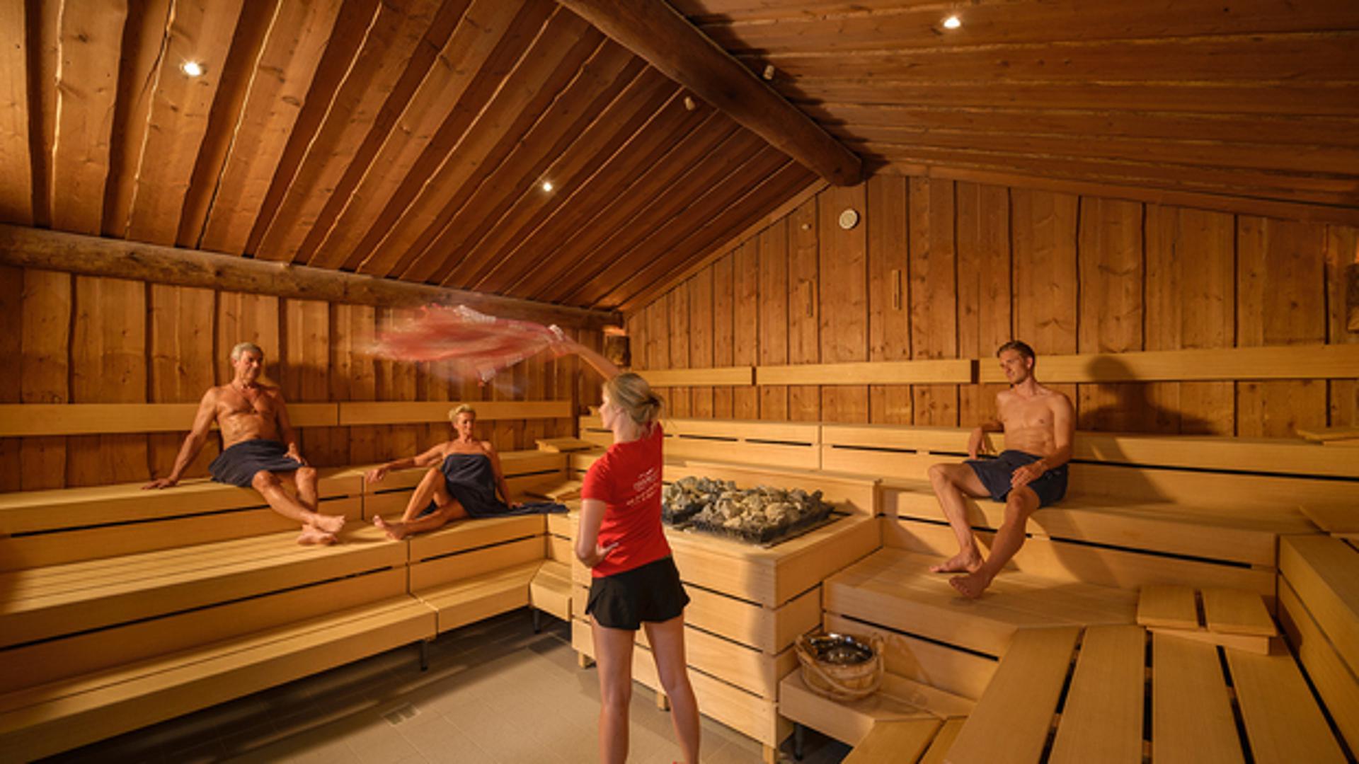 Sauna öffnung Corona
