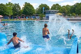 SaSch Schwimmbad Bruchsal