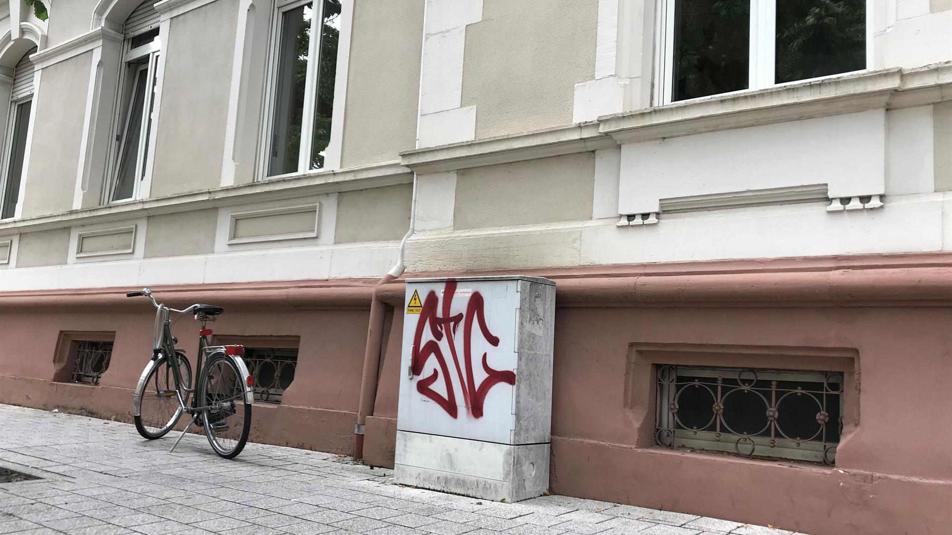 Graffiti in Bruchsal