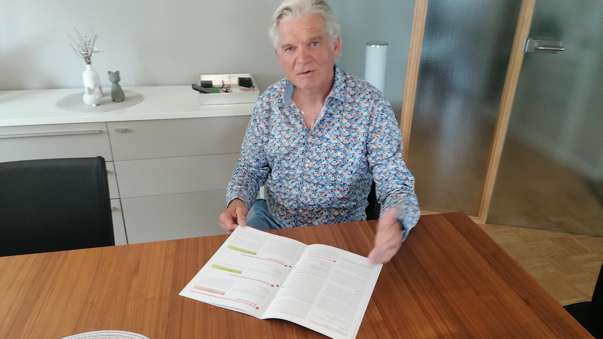 Thomas Ackermann - Bürgermeister von Hambrücken im Ruhestand