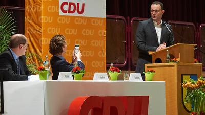 CDU Jens Spahn