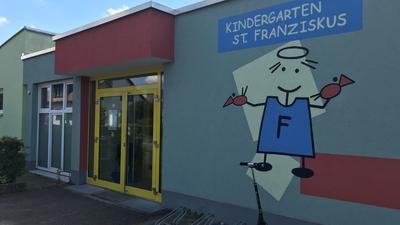 Kindergarten St. Franziskus in Neuthard