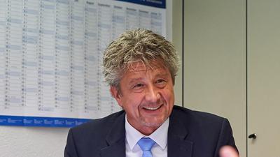 Bürgermeister Hintermayer