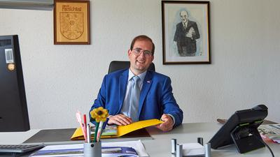 100 Tage Bürgermeister Kraichtal