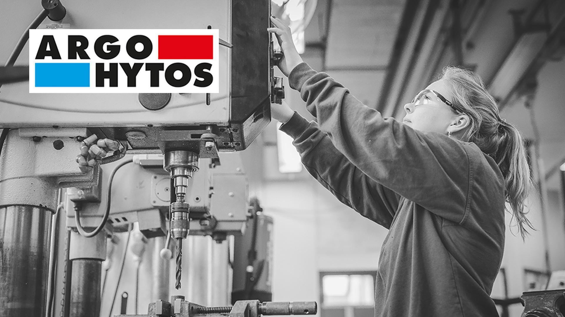 Ausbildung bei ARGO-HYTOS