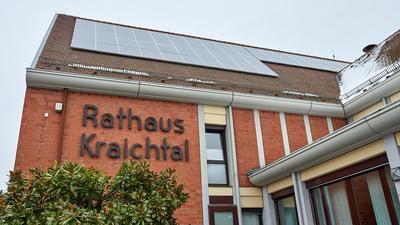 Rathaus Kraichtal in Münzesheim