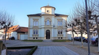 Pfarrhaus Philippsburg