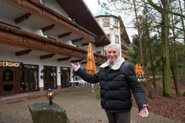 Kreuzberghof Tiefenbach Heinz Heiler