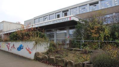 Gebäudeansicht Realschule Östringen