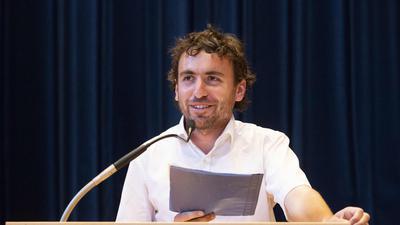 Dauerkandidat Samuel Speitelsbach aus Ravenstein